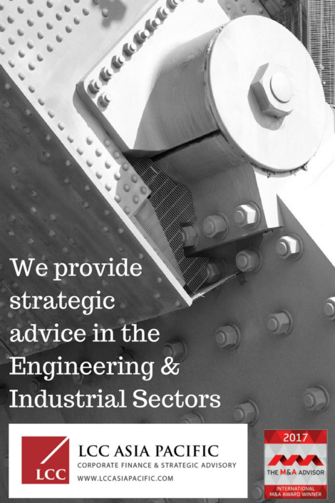 LCC Asia Pacific Engineering & Industrial Sectors