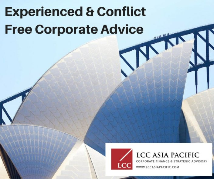 Sydney Corporate Advisory Firms
