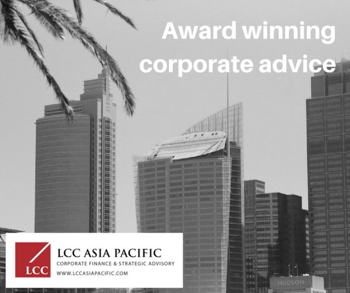 corporate advisory firm sydney australia